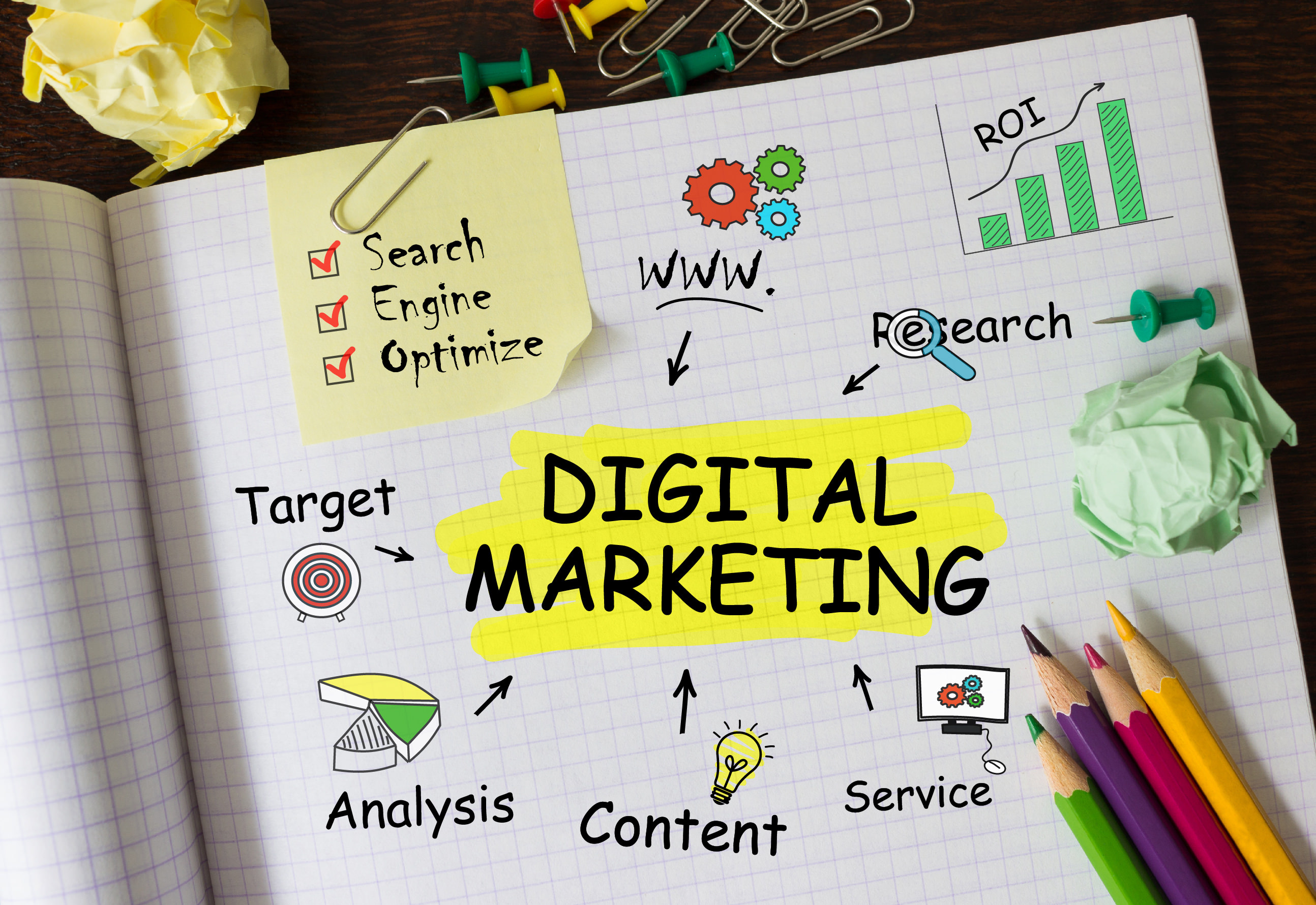 Imagem do curso MBA em Marketing Digital