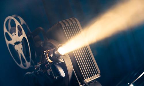 Imagem do curso Cinema e Linguagem Audiovisual
