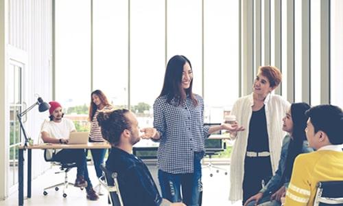 Imagem do curso MBA em Comunicação Para o Setor Público