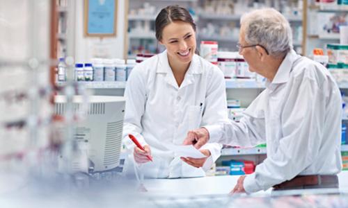 Imagem do curso Farmácia Clínica Ao Paciente Idoso