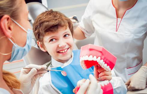 Imagem do curso Odontopediatria