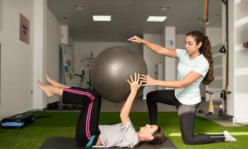 Imagem do curso Fisioterapia Esportiva