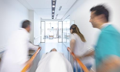 Imagem do curso Enfermagem em Urgência e Emergência