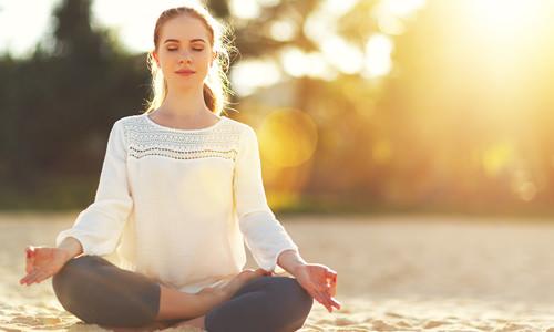 Imagem do curso Docência e Prática da Meditação