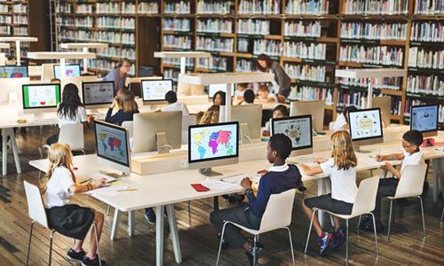 Imagem do curso Educação e Tecnologia Digital