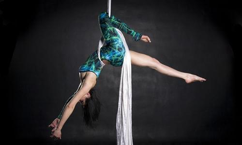 Imagem do curso Danças Aéreas e Ballet Fly