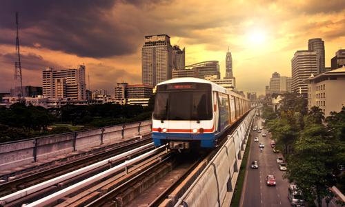 Imagem do curso Engenharia Ferroviária/ Metroviária