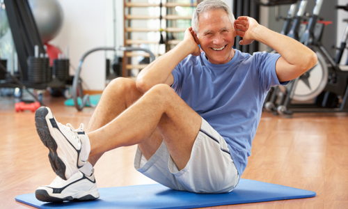 Imagem do curso Condicionamento Físico e Saúde no Envelhecimento