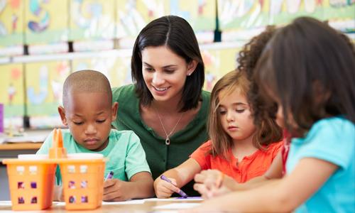 Imagem do curso Educação de 0 a 3 Anos: a Especificidade do Trabalho na Primeiríssima Infância