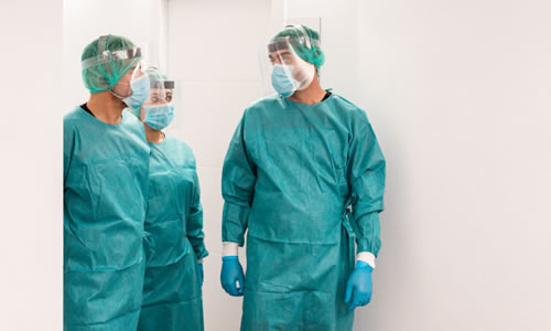 Imagem do curso Enfermagem Clínico-Cirúrgica