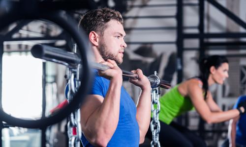 Imagem do curso Musculação e Condicionamento Físico