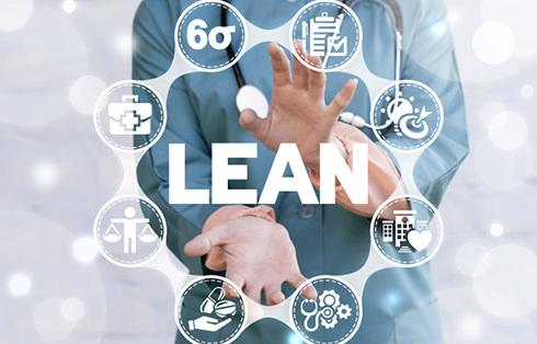 Imagem do curso Lean Six Sigma